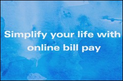 TVTFCU's online bill pay demo